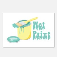Wet Paint Postcards (Package of 8)