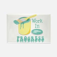 Work In PROGRESS Magnets
