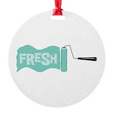 Fresh Ornament