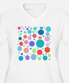 Multi Colored Pol T-Shirt