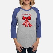 Red Ribbon Week Long Sleeve T-Shirt