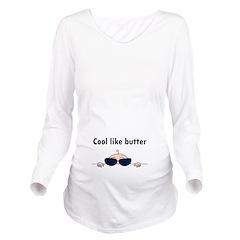 Cool Like Butter (Light Skin) Long Sleeve Maternit