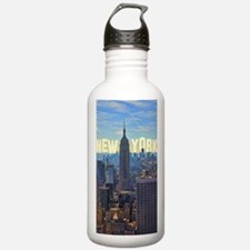 Empire State Building  Water Bottle