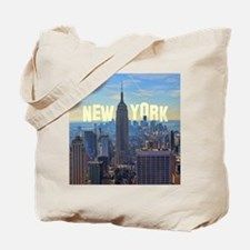 Empire State Building from the Top of the Tote Bag