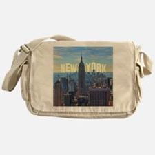 Empire State Building from the Top o Messenger Bag