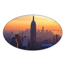 Empire State Building, NYC Skyline, Decal