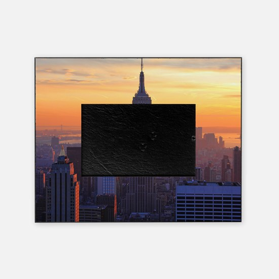 Empire State Building, NYC Skyline,  Picture Frame