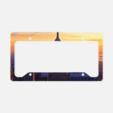 Empire State Building, NYC Sk License Plate Holder