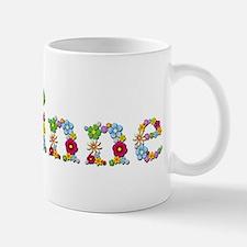Corinne Bright Flowers Mugs