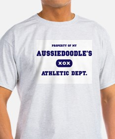 Property of my Aussiedoodle T-Shirt