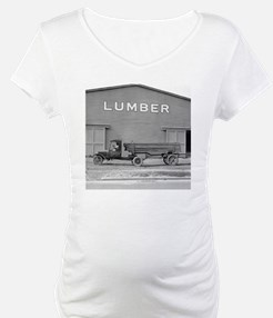 Early Ford Tractor Trailer Shirt