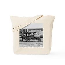 Billboard Company Worker Tote Bag