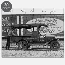 Billboard Company Worker Puzzle