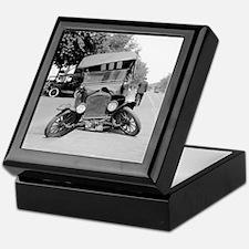 Crashed Ford Model T Keepsake Box
