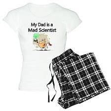 My Dad is a Mad Scientist Pajamas