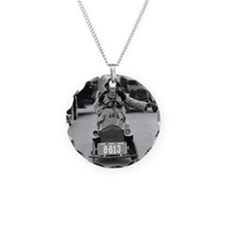 Flapper Driving Pedal Car Necklace