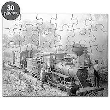 Jupiter and Lake Worth Railroad Puzzle