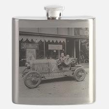 Pikes Peak Champion Race Car Flask