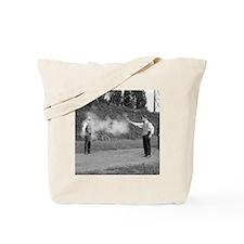 Testing Bulletproof Vest Tote Bag