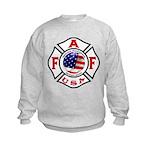 AAFF Firefighter Kids Sweatshirt