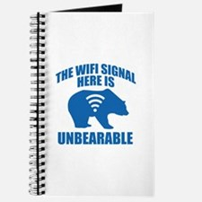The Wifi Signal Here Is Unbearable Journal
