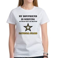 National Guard - My Boyfriend Tee