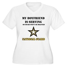 National Guard - My Boyfriend T-Shirt