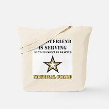 National Guard - My Boyfriend Tote Bag