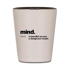 Mind Shot Glass