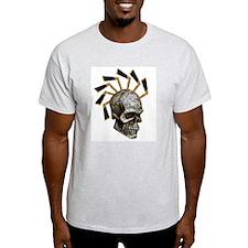 VooDoo Hockey Ash Grey T-Shirt