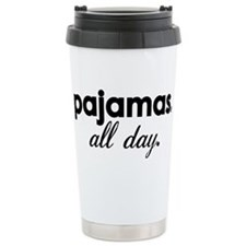 Pajamas Travel Mug