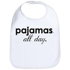 Pajamas Bib
