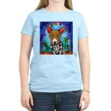 Day of the dead dog Women's Light T-Shirt