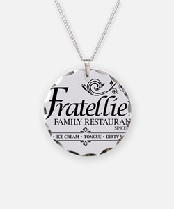 Fratellies Italian Family Restaurant Necklace