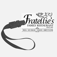 Fratellies Italian Family Restaurant Luggage Tag