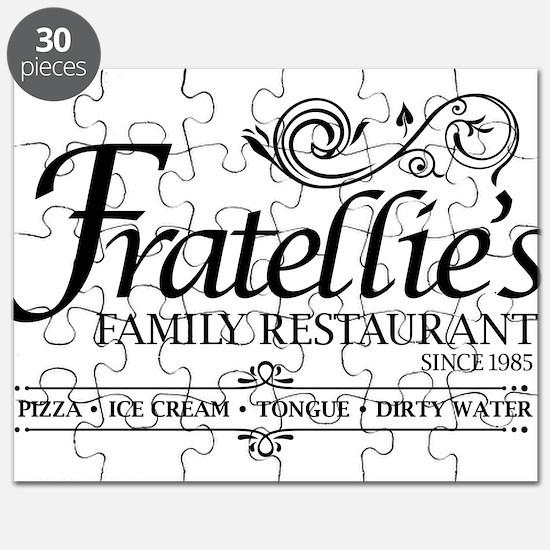 Fratellies Italian Family Restaurant Puzzle