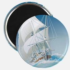 Sailing Ship Magnet