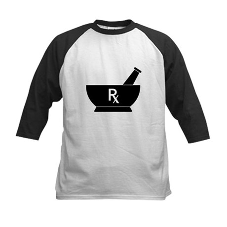 Mortar and Pestle Rx Baseball Jersey