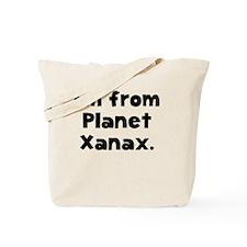 Planet X Tote Bag