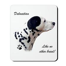 Dalmatian Breed Mousepad