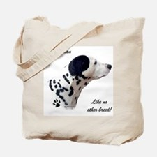 Dalmatian Breed Tote Bag