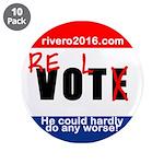 Revolt 3.5&Quot; Button (10 Pack)