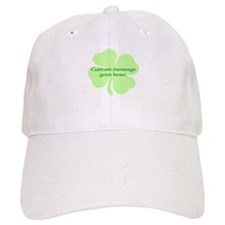 Custom Saint Patricks Day Design Baseball Baseball Baseball Cap