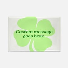 Custom Saint Patricks Day Design Magnets
