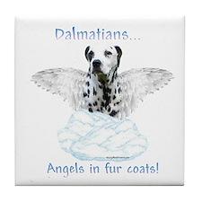 Dal Angel Tile Coaster