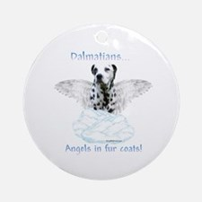 Dal Angel Ornament (Round)