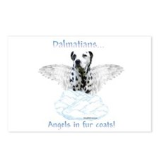 Dal Angel Postcards (Package of 8)