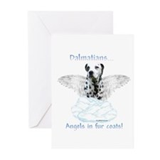 Dal Angel Greeting Cards (Pk of 10)