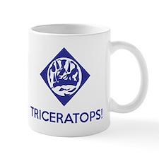 TRICERATOPS Mugs
