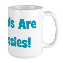 Epidurals Are For Sissies Mug